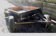 WANTED Box trailer, rusty, damaged, needing repairs Toormina Coffs Harbour City Preview