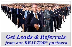 REALTORS . .  Do you want Referrals?