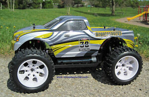 New RC Electric Truck 4WD 2.4G RTR