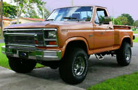 Wanted: 1980-2005 Ford/Chev 4x4 Step-side 5 spd Standard