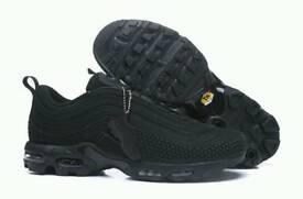 ^^Brand New Nike Air Max 97 TN Exclusive All black^^