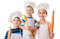 Assistant Cook Position