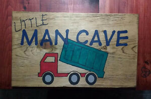 HAND PAINTED RUSTIC WOOD SIGNS Peterborough Peterborough Area image 5
