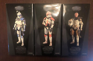 "Mint In Box Star Wars Clone Trooper 12"" Inch Models Collectibles"