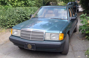 1989 Mercedes-Benz 190-Series 190E Other