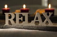 Massage pour Femmes  à votre domicile