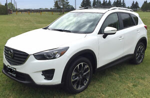 2016 Mazda CX-5 GT - FULLY LOADED+TECH PACKAGE/ALL OPTIONS