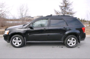 2006 Pontiac Torrent Fully Loaded AWD 74KMS $7000