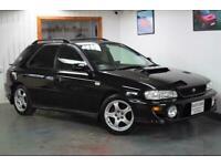 1999 Subaru Impreza 2.0 Turbo WRX Rare Wagon Fresh Import Stunning Throughout