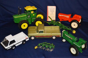Toy Tractors for Sale at Arthur, this Saturday, October 21