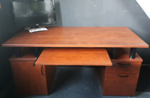 Office desk in good condition for sale