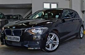 2012 BMW 116D M SPORT 5DR BMW HISTORY! £30 TAX! HATCHBACK DIESEL