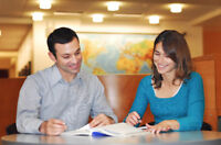 Experienced ESL/writing tutor, editing and proofreading