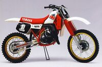 WANTED: looking for old YZ parts!