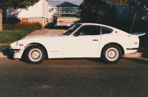 Looking for a Datsun 240Z to restore