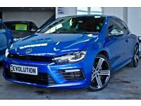2014 VOLKSWAGEN SCIROCCO 2.0 TSI BLUEMOTION TECH R DSG SAT NAV! PARKING SENSORS!
