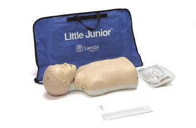 Laerdal Little Junior Training Manikin With Soft Packtraining Mat - Light Skin