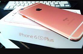 Apple iPhone 6s Plus 16GB latest gen as new