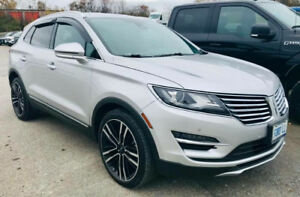 STUNNING 2017 LINCOLN MKC RESERVE LOW KMS