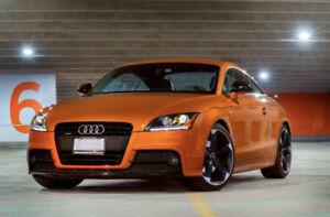 Audi TTS 2014