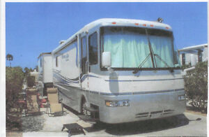 2003 Rexhall RoseAir Class A 40 ft. motorhome for sale