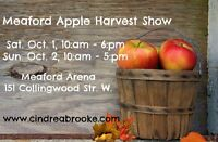 Meaford Apple Harvest Show, Sat. Oct. 1 and Sun. Oct. 2