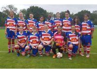 Peckham Ladies Football Team !!!!!!!!!!!!!!!