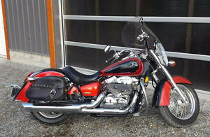 Honda Shadow Aero 750cc