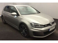 2014 VW GOLF 2.0 TDI GTD GOOD / BAD CREDIT CAR FINANCE AVAILABLE