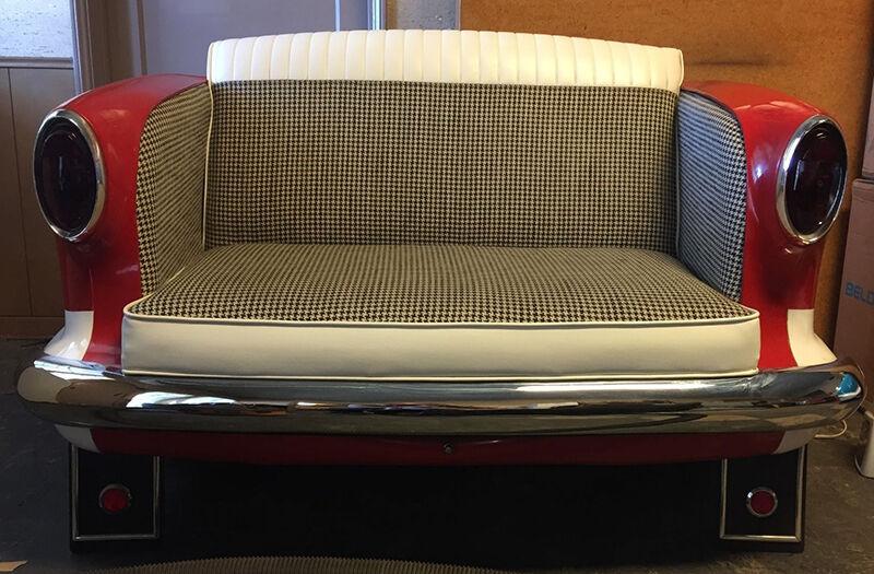 How To Make A Car Sofa