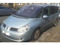 2007 Renault Grand Espace / Auto / leather 6 seater / Spares or repair