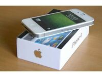 iPhone 4 - 32GB - Very Good Condition - Unlocked - Any Network - White- Fixed Price