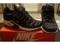 NIKE AIR MAX PLUS TUNED 1 Trainers size 6