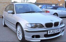BMW 330i M Sport 49000 miles