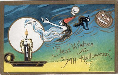All Halloween (HALLOWEEN POSTCARD -