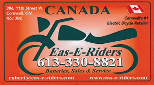 Electric  Tricycles & Bicycles, Toy Jeeps, Lay Aways, Storage Cornwall Ontario image 10