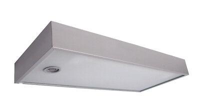 Illuminated Glass Box Shelf Light 450mm - 240v Fluorescent **NEXT DAY (Next Day Delivery Glasses)