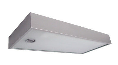 Illuminated Glass Box Shelf Light 600mm - 240v Fluorescent **NEXT DAY (Next Day Delivery Glasses)