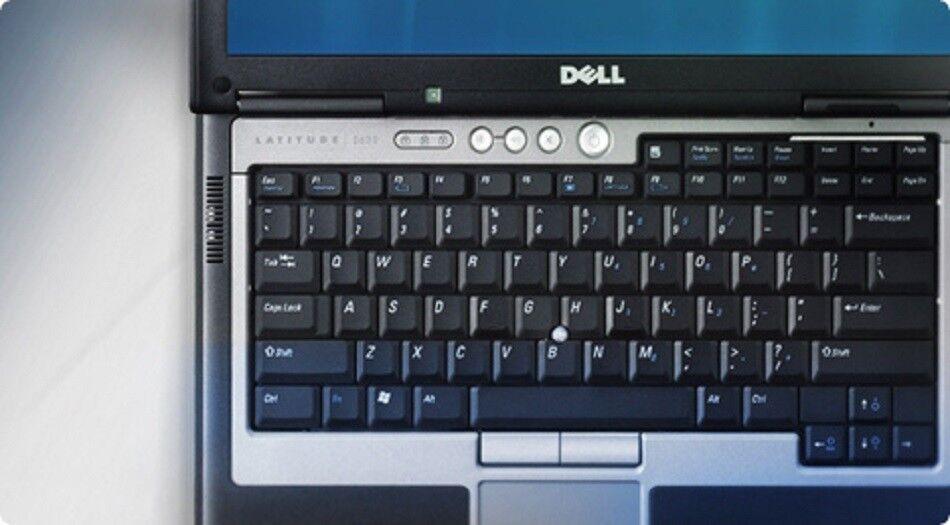 NEW DELL LATITUDE D620/D630 -160GB HD, 4GB RAM, WIN 7, DUAL CORE, WIFI,, MSOFFI