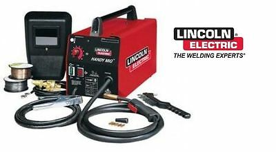 Lincoln K2185-1 Handy Mig 110v Mig Welder 88 Amp 18 Capacity
