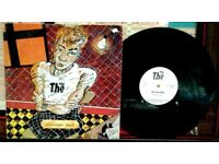 The The – Uncertain Smile, VG, 12 inch singl, released on Epic in 1983, Post Punk Alternative