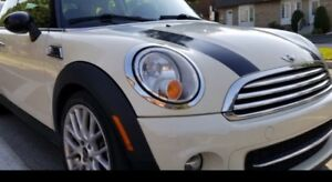 Mini Cooper Decapotable - Cuir - Convertible -Leather
