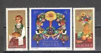 R9071 - Polonia 1966 - Serie Completa Festa Della Mietitura - Vedi Foto -  - ebay.it