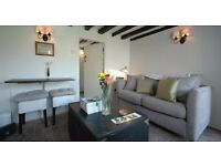 SB Lets are Delighted to Offer this fully furnished Beautiful Suburban Cottage in Steyning