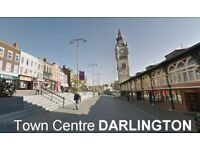 Office in Darlington town centre just £10/month as a Virtual Address, no deposit, no minimum term