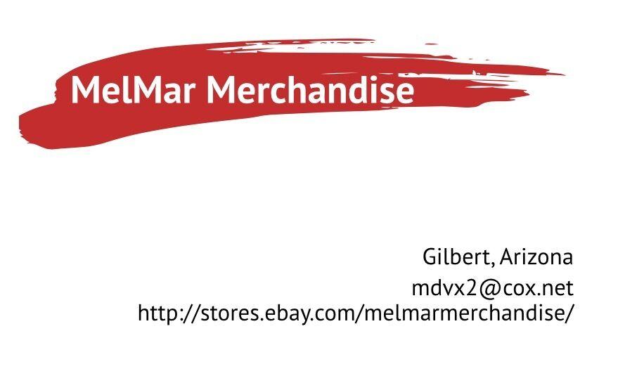 MelMar's Merchandise