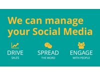SOCIAL MEDIA MANAGEMENT FOR BUSINESS - SEO - BUSINESS GROWTH - ONLINE BRAND PRESENCE - FREE REVIEW