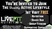 HEALTHY ACTIVE LIFESTYLE COMMUNITY!