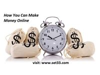 Great income. Home based. Paid daily. Flexible hours.