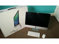 apple iMac 21.5 2015 as new
